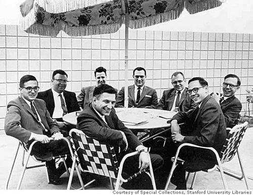 Fairchild Semiconductor's founders - Traitorous Eight